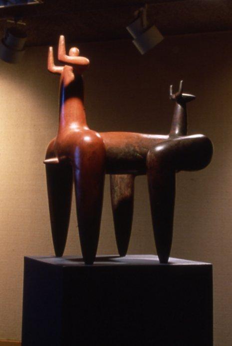 Centaur I, 1985, Plaster