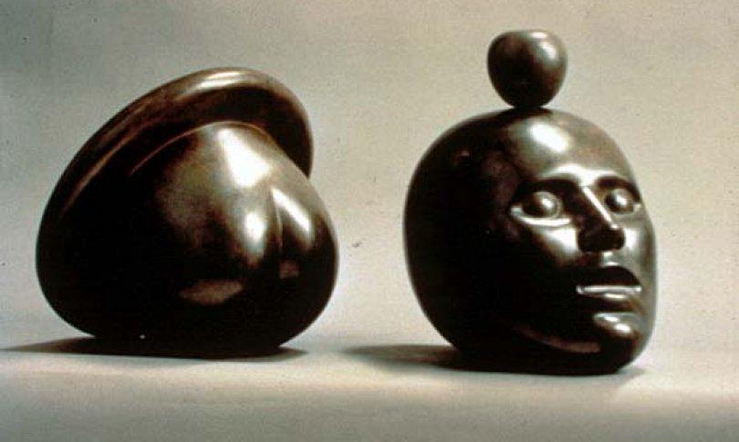 Mada Mim Adam, 1989, Bronze