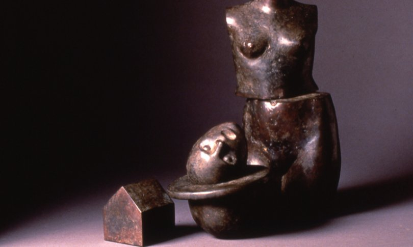Brave New World, 1990, Bronze