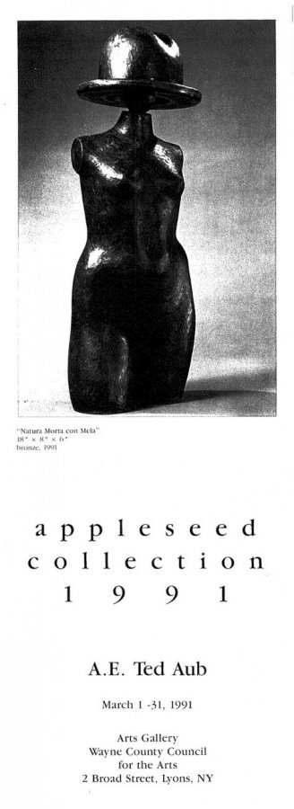 A. E. Ted Aub, appleseed collection