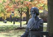 Elizabeth Blackwell, 1994, Bronze