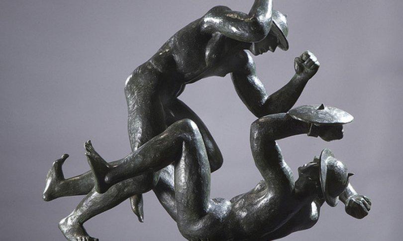 Amore Roma, 2004, Bronze