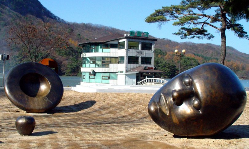 Mada Mim Madam, 2005, Bronze