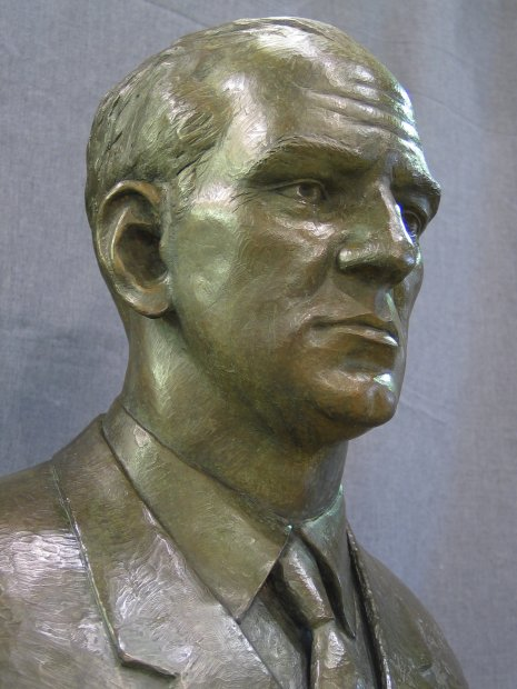 William Fulbright, 2006, Bronze
