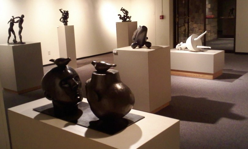 Williams Insalaco Gallery 34, FLCC, 2009