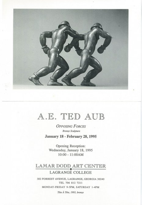 A. E. Ted Aub, Opposing Forces
