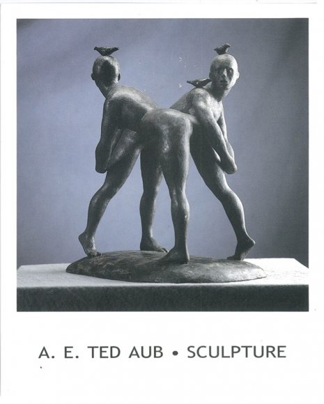 A. E. Ted Aub, Sculpture